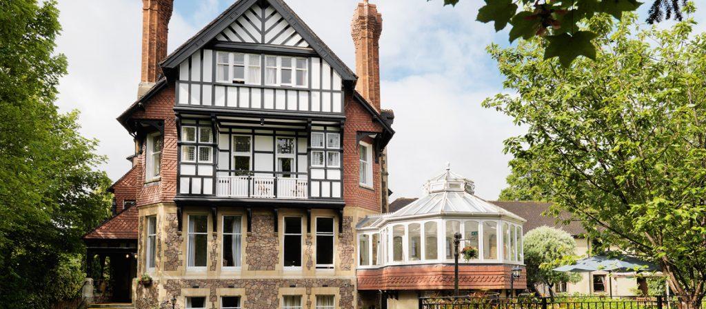 Stokeleigh Exterior Building