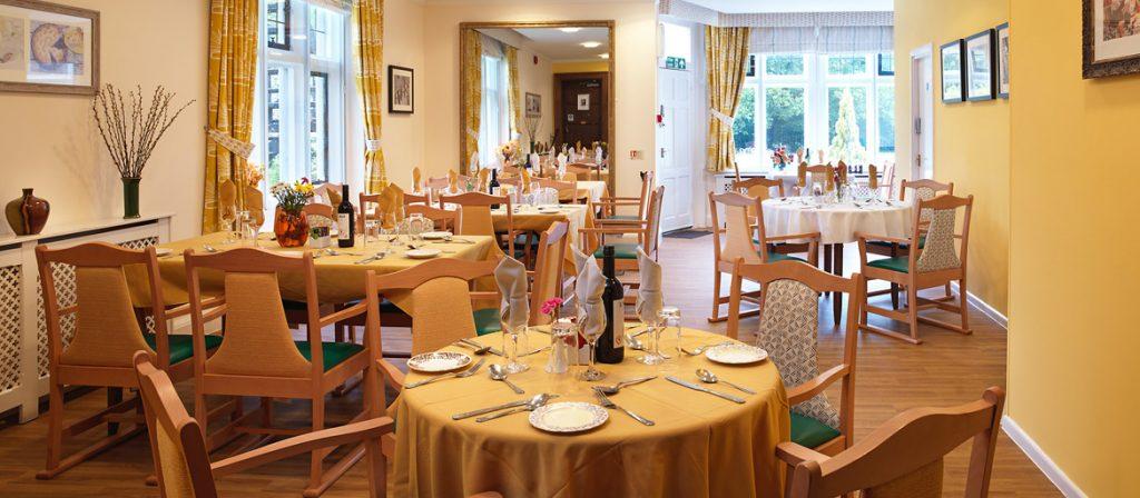 Woodlands Dinning Room