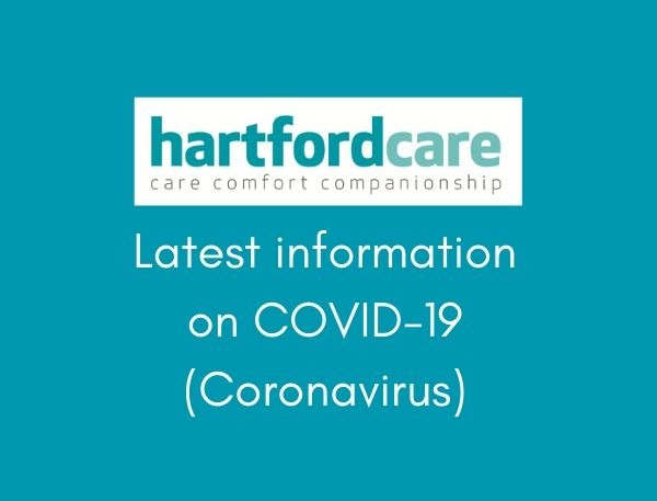 Hartford Care Covid-19 update picture