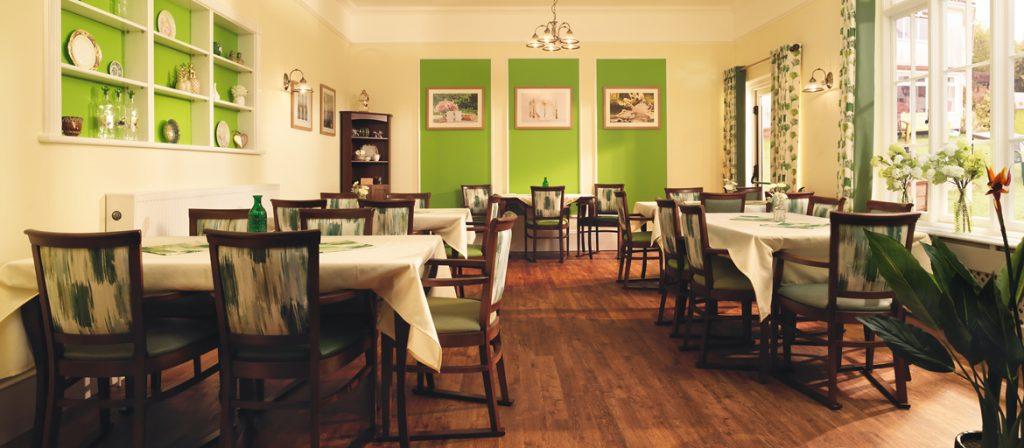 The Elms Dinning Room