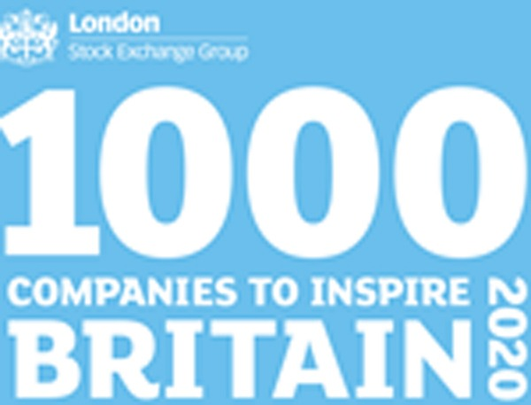 Hartford Care recognised as one of 1000 Companies To Inspire Britain for the second year running picture