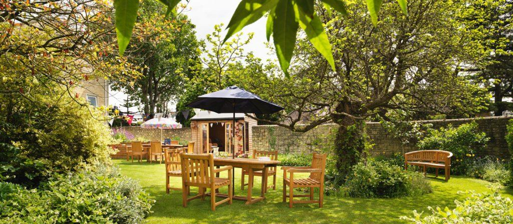 Newland House Garden