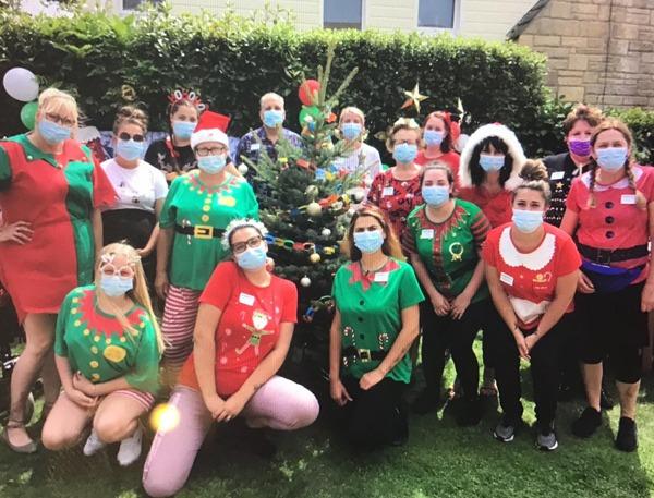 Hartford Care celebrates Julymas picture