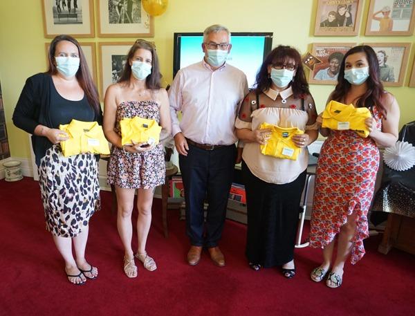 Congratulations to Hartford Care's new Care Practitioner graduates picture